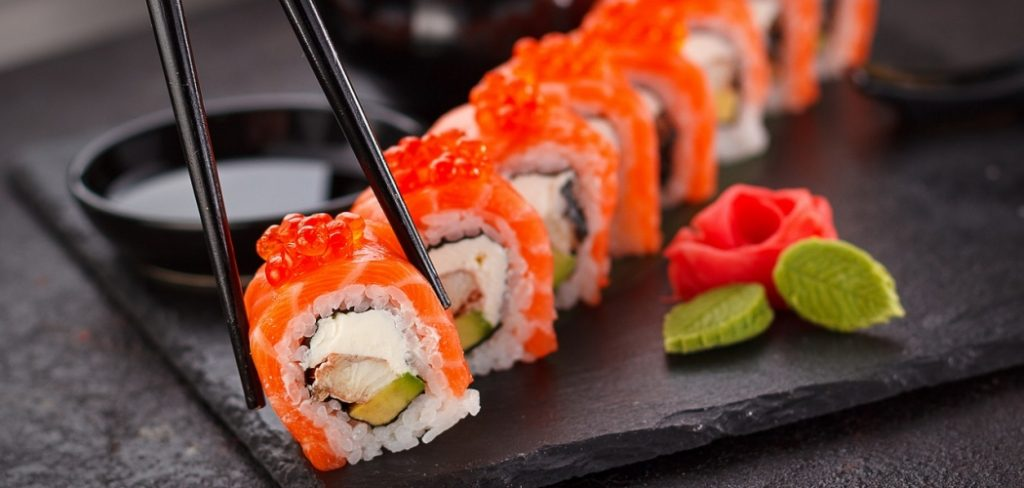 How To Eat Leftover Sushi