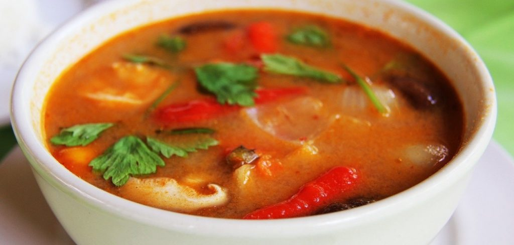 how to eat thai curry